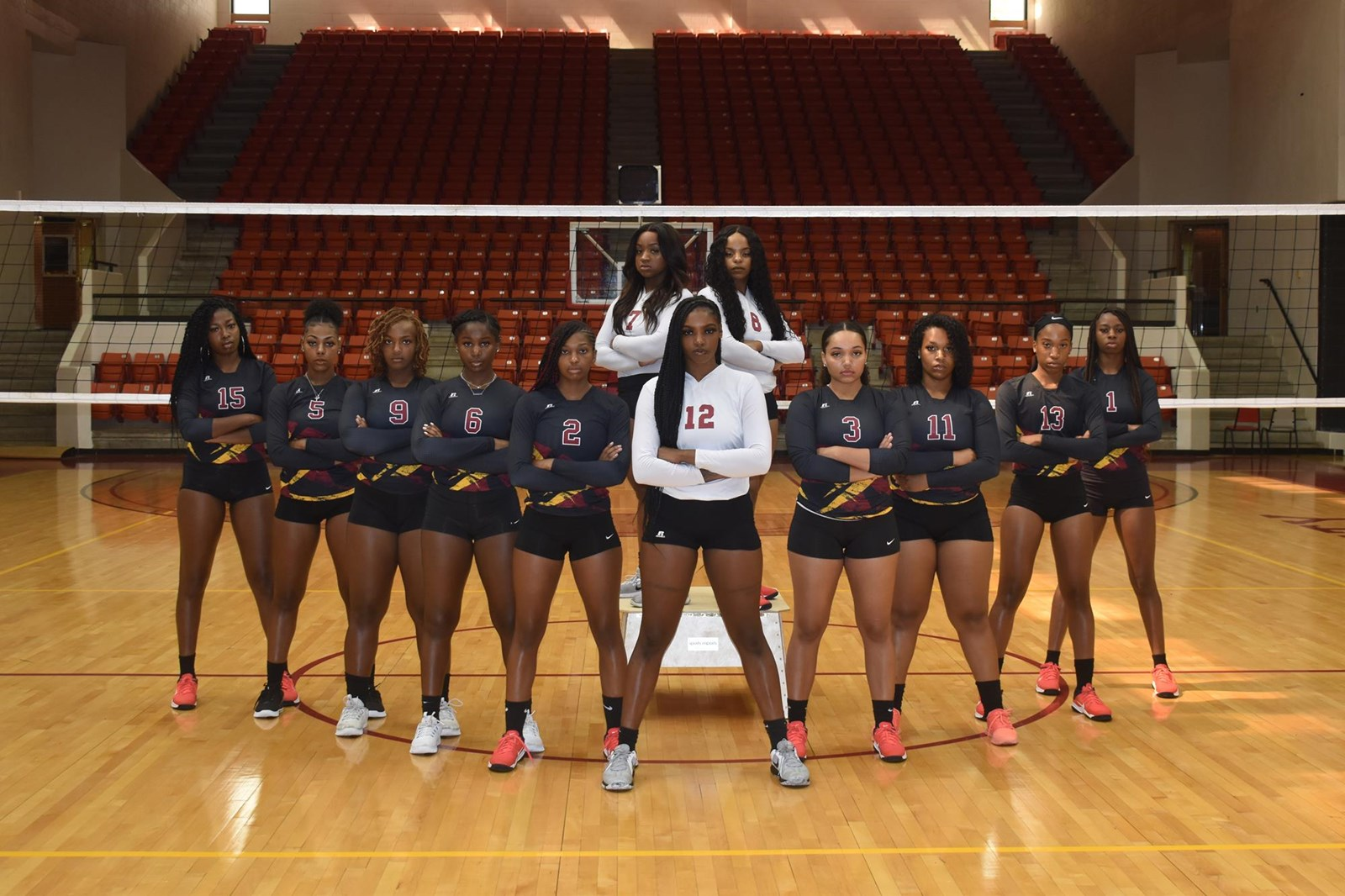 2019 Women S Volleyball Roster Tuskegee University Athletics